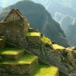 El antiguo Imperio Inca en los Andes Sudamericanos