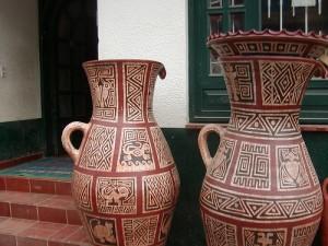 """Denominación de Origen """"Ceramica de Raquira Colombia"""""""