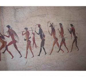 """La """"Hoodia Gordonii"""" es una cactácea del desierto de Kalahari cuyo componente activo fue patentado como P57. La planta es utilizada desde tiempos ancestrales por las comunidades aborígenes para suprimir el apetito. Fue patentada como producto para adelgazar y posteriormente reclamada como """"recurso genético"""" y """"conocimiento tradicional"""" de la Nación San, habitante del desierto en Sudáfrica desde hace 20.000 años."""