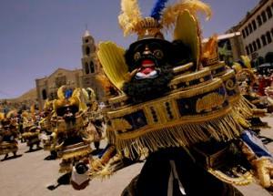 Oruro - Bolivia - Folclore - CCTT